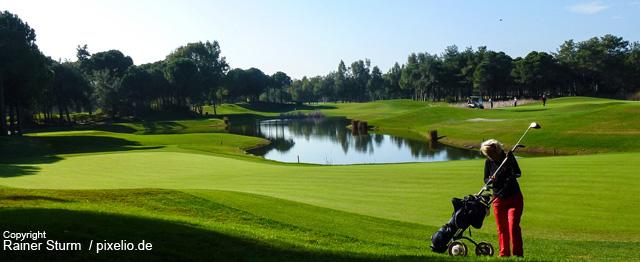 Golfen für Senioren